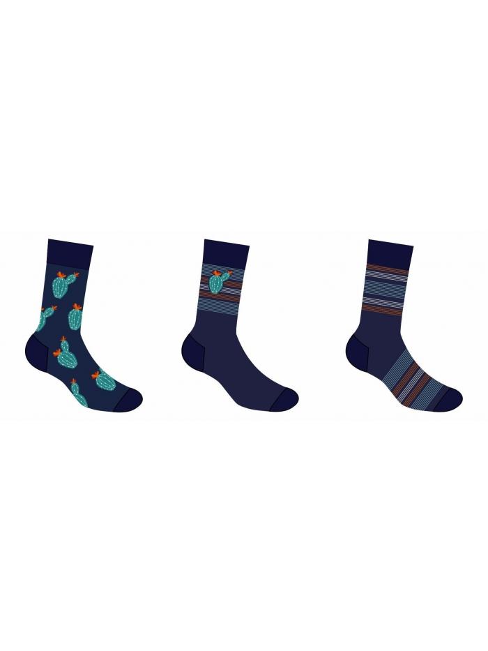 Pánské ponožky Cornette Premium A43 A'3