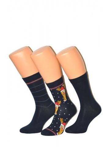 Pánské ponožky Cornette Premium A46 A'3