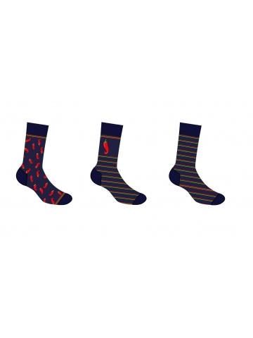 Pánské ponožky Cornette Premium A42 A'3