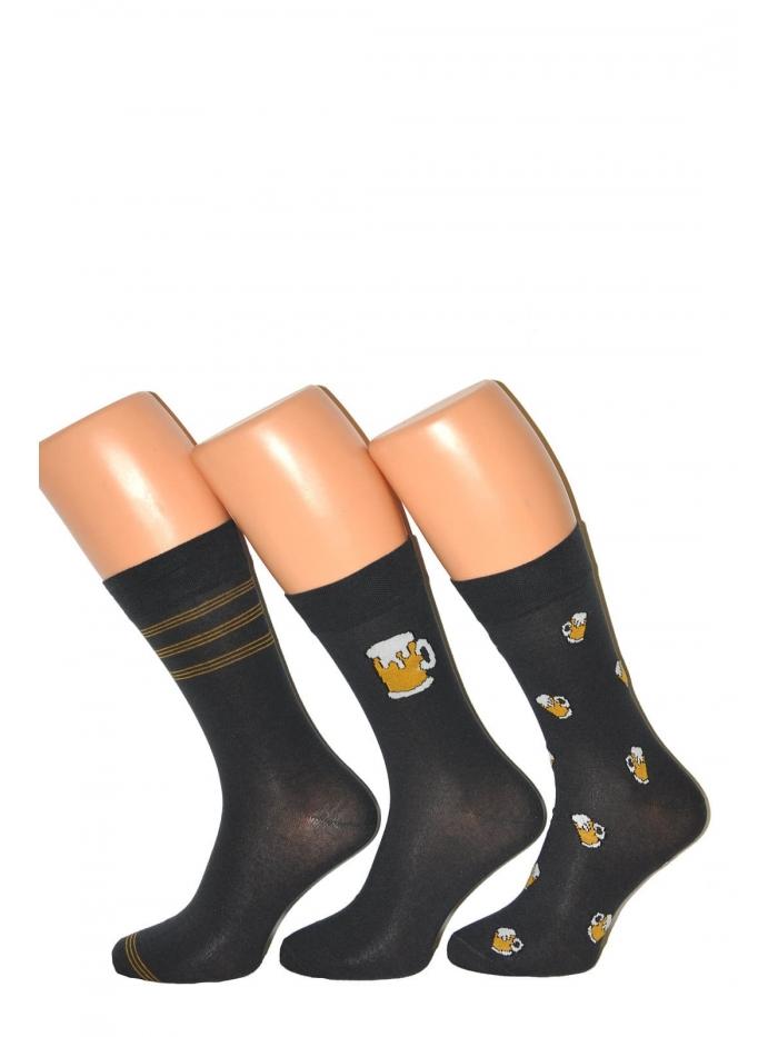 Pánské ponožky Cornette Premium A41 A'3