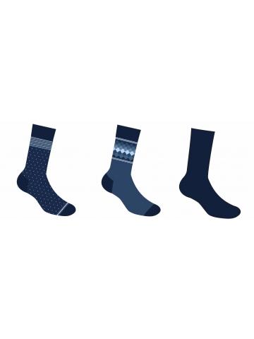 Pánské ponožky Cornette Premium A40 A'3