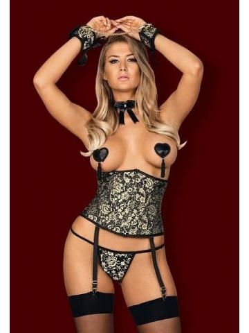 Dámský korzet Obsessive Shelle corset