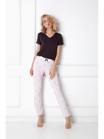 Dámské pyžamo Aruelle Cassandra Long kr/r