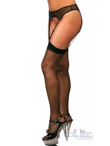 Stockings 5523 punčochy SoftLine Collection