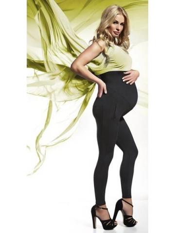 Těhotenské legíny BasBleu Melanie 200den