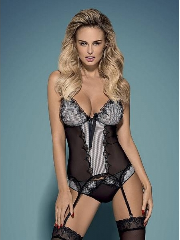 Korzet Obsessve Greyla corset