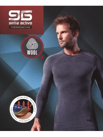 Nátělník Gatta T-Shirt Wool Men 42946 S