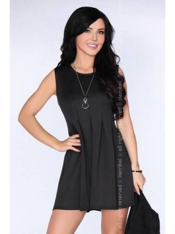 Dámské šaty Merribel CG001 černé