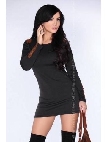 Dámské šaty Merribel CG002 černé