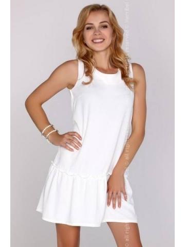Dámské šaty Merribel Nixolna bílé