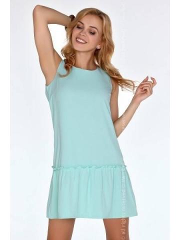 Dámské šaty Merribel Nixolna světle modré