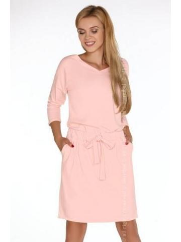 Dámské šaty Merribel Marlann růžové