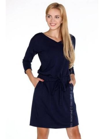 Dámské šaty Merribel Marlann modré