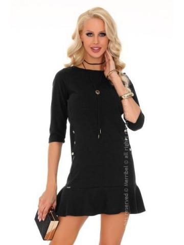 Dámské šaty Merribel Marima 85234 černá