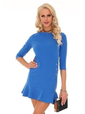 Dámské šaty Merribel Marima 85234 modrá